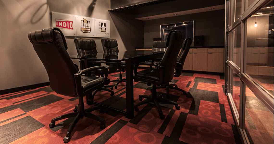 Shock City Studios Board Room