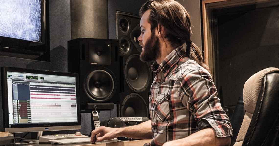 Shock City Studios Studio A Sound Engineer