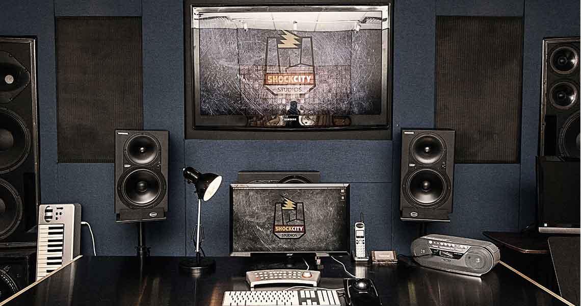 Shock City Studios Studio B
