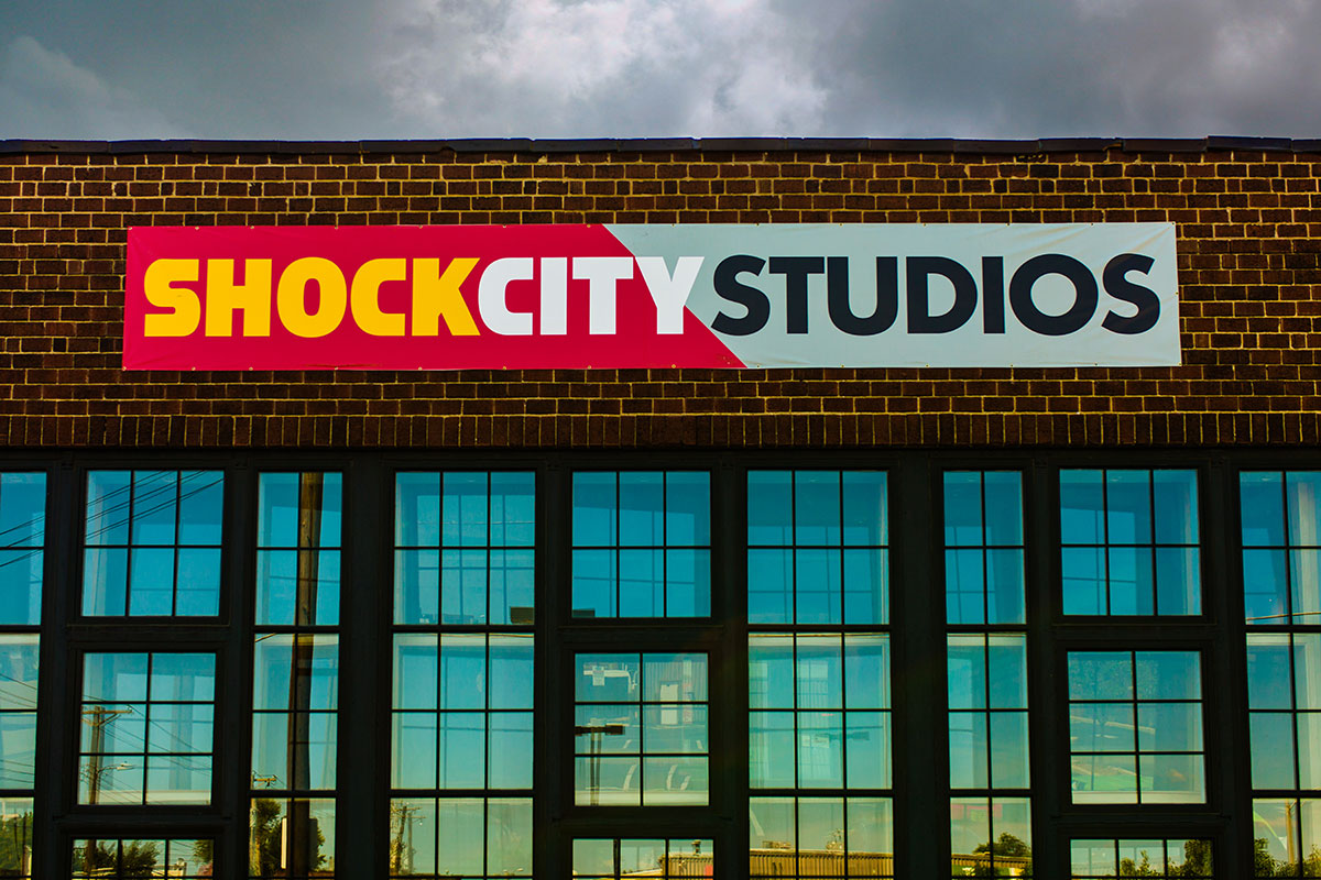 Shock City Studios Building