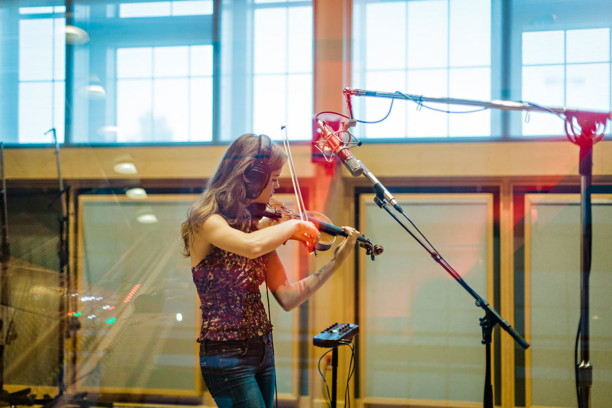 Shock City Studios Fiddle