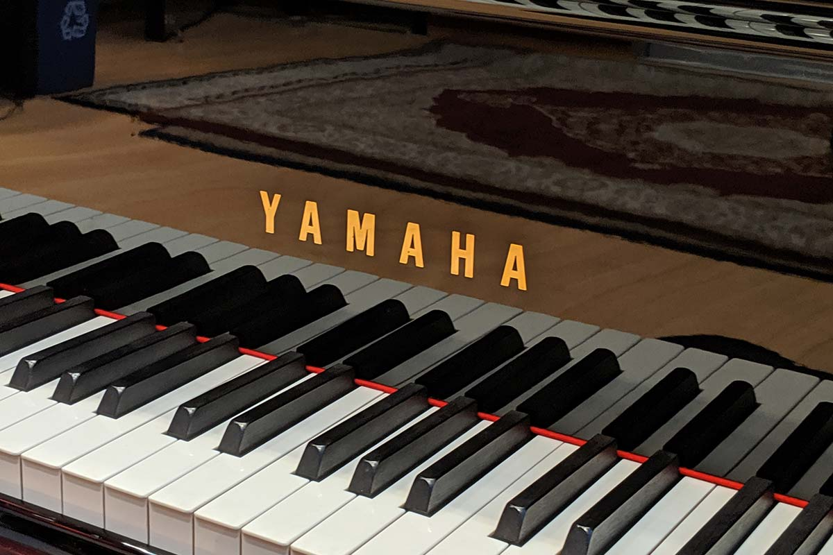 Shock City Studios Yamaha C7 Grand Piano