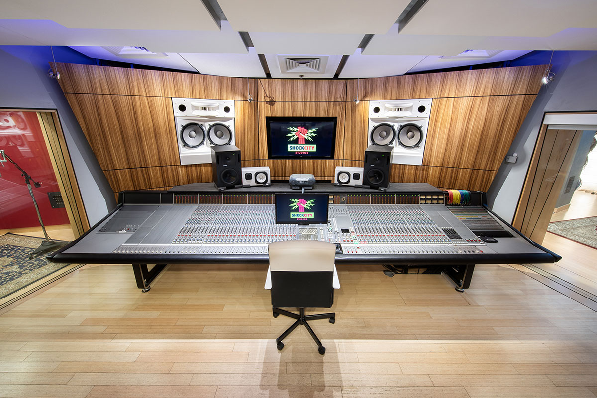 Shock City Studios Studio A